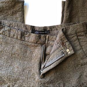 Zara Olive Green Trousers